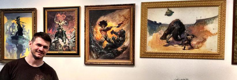 The Frank Frazetta Museum